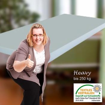 Krankenhaus Matratze Heavy für Schwergewichtige bis 250 kg