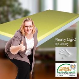 Dekubitusmatratze Heavy Light für Schwergewichtige bis 200 kg